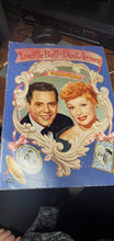 Load image into Gallery viewer, Lucille Ball Desi Arnaz Coloring Book