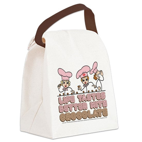 Chocolate Factory Lunch Bag
