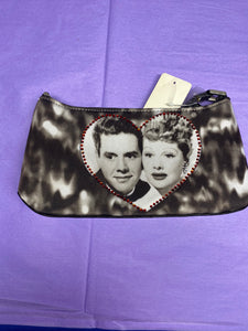 PURSE, HANDBAG WITH TAG  LUCY AND DESI