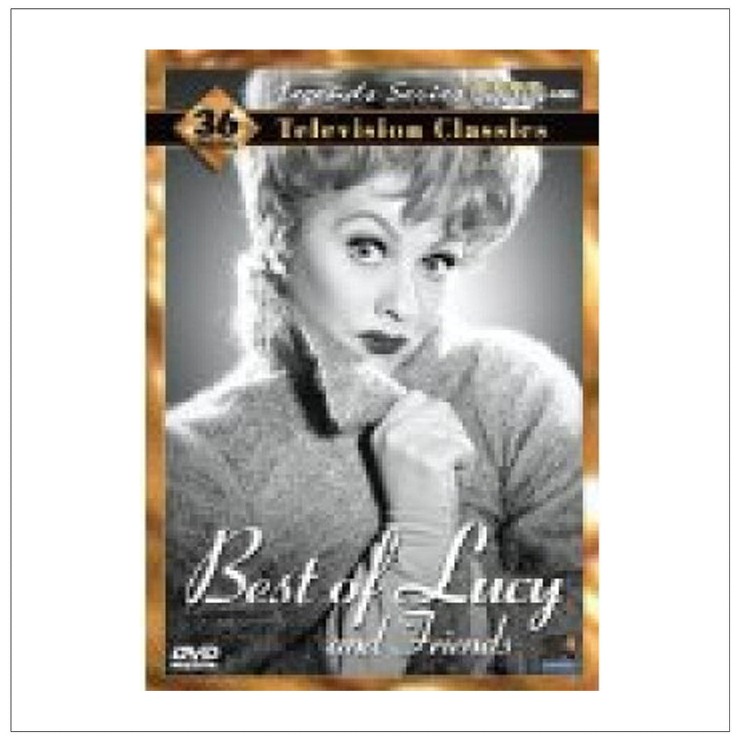 Best of Lucy and Friends DVD