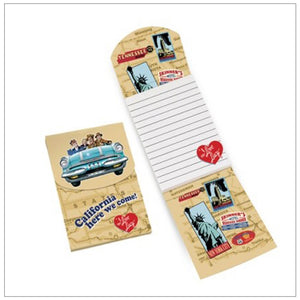 California Note Pad