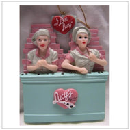 Candy Factory Flat Ornament