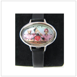 Candy Factory Oval Watch