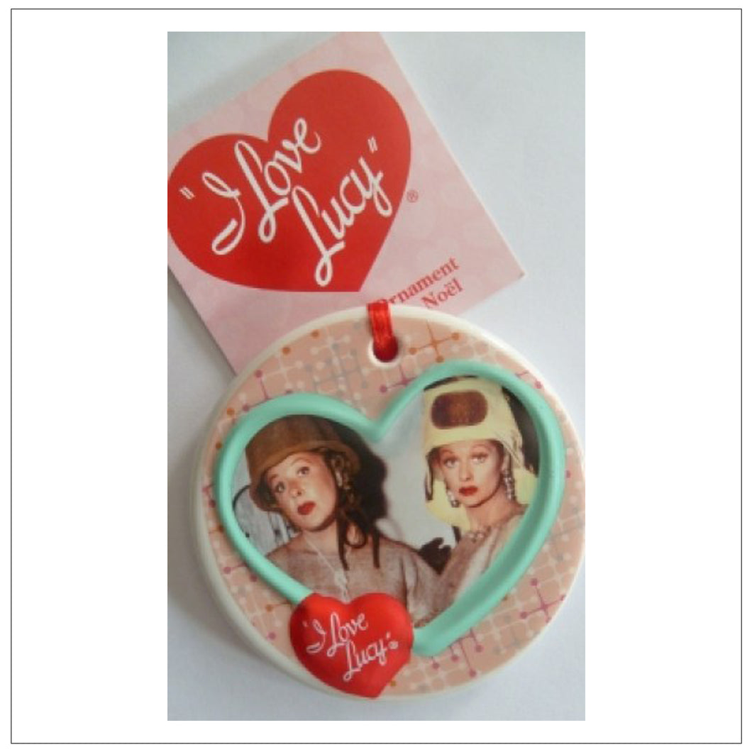 Ceramic Diva Ornament