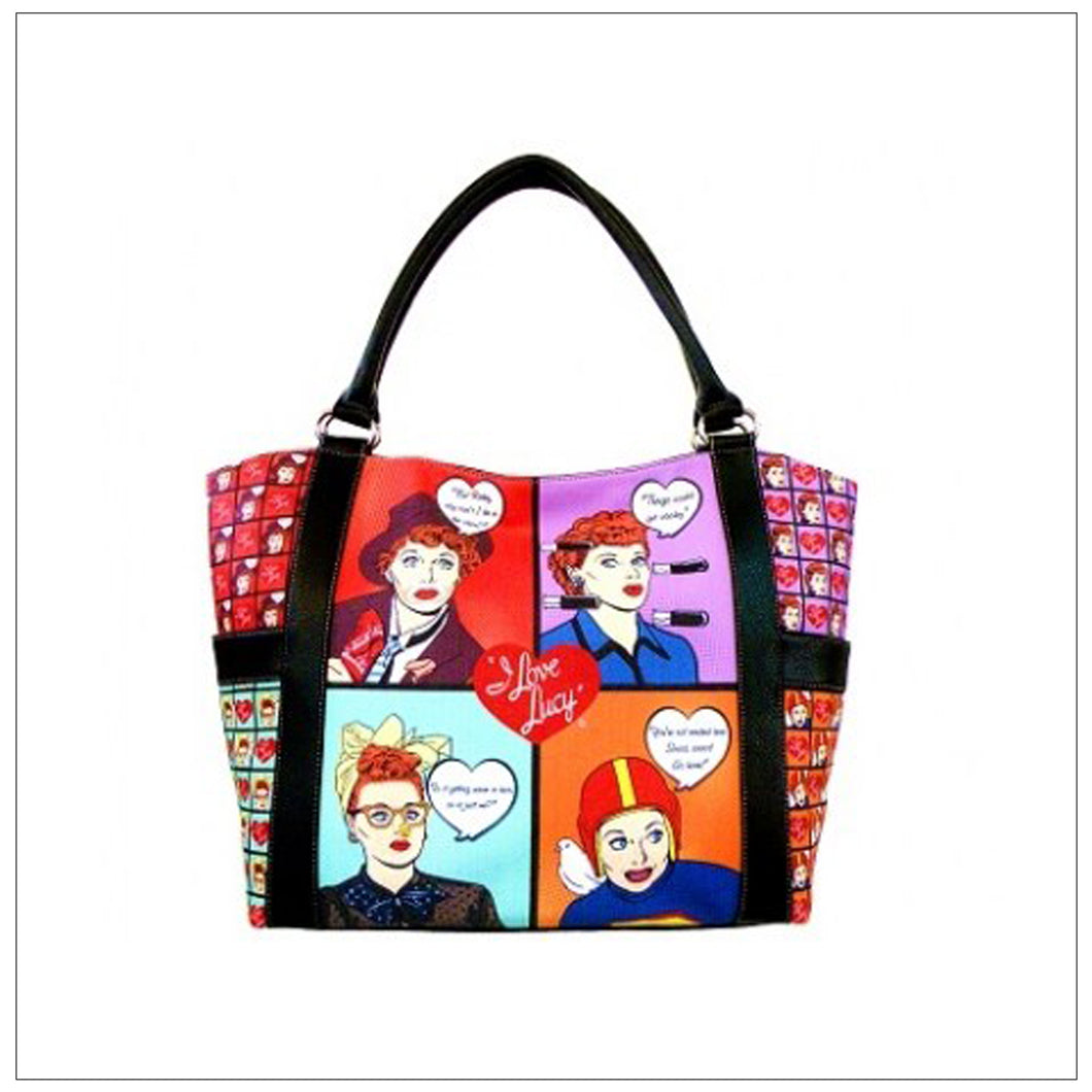 Comic Shopping Bag