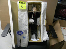 Load image into Gallery viewer, RICKY DOLL WITH HIS PAPER