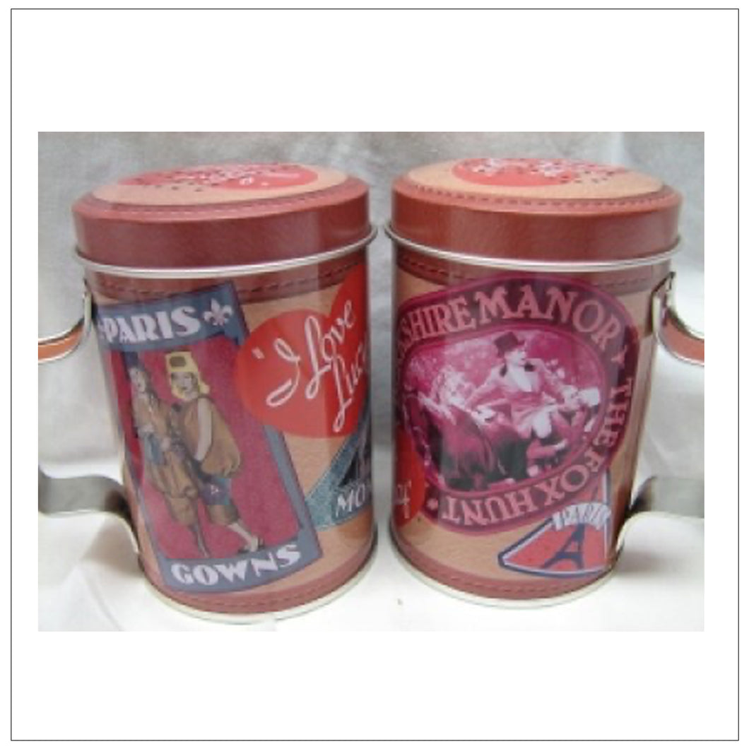 European Vacation S&P Tins