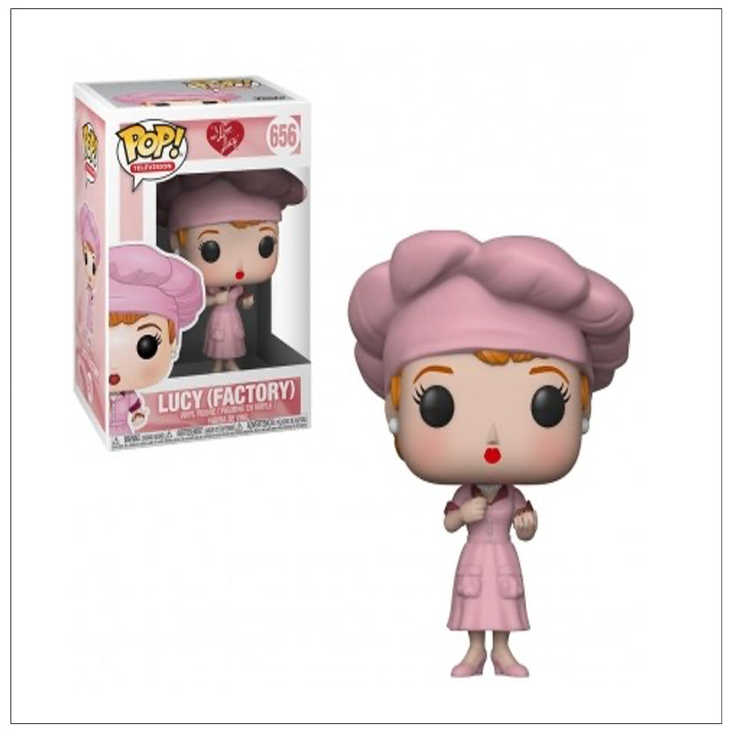 FUNKO Candy Factory Lucy