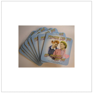 Friends 8 Piece Coaster Set