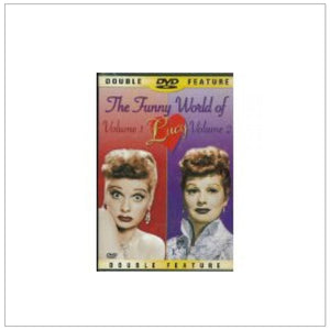 Funny World of Lucy DVD