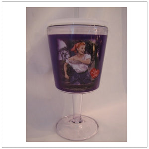 Grape Wine Goblet
