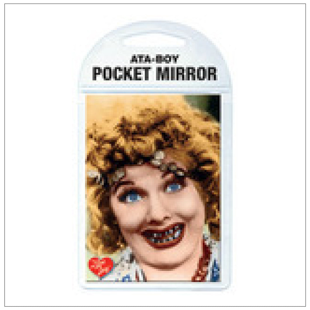 Gypsy Pocket Mirror