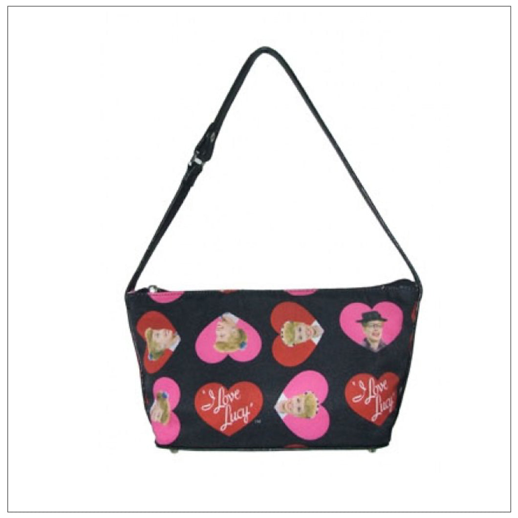 Heart Bucket Handbag