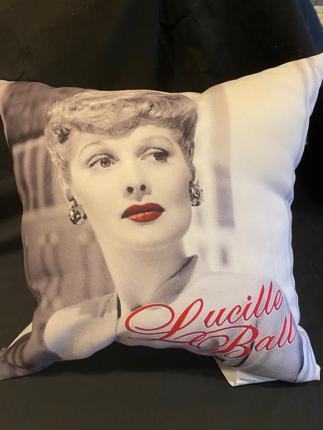 City Girl Pillow