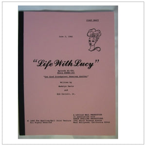 Life With Lucy Script Final Draft
