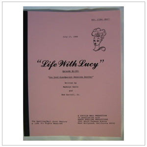 Life With Lucy Script Rev. Final Draft