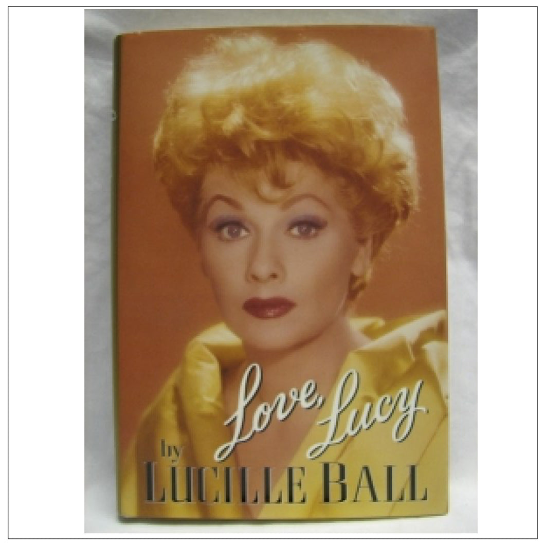 Love, Lucy Hardcover