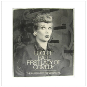Lucille Ball First Lady of Comedy