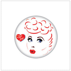 Lucy Face Button