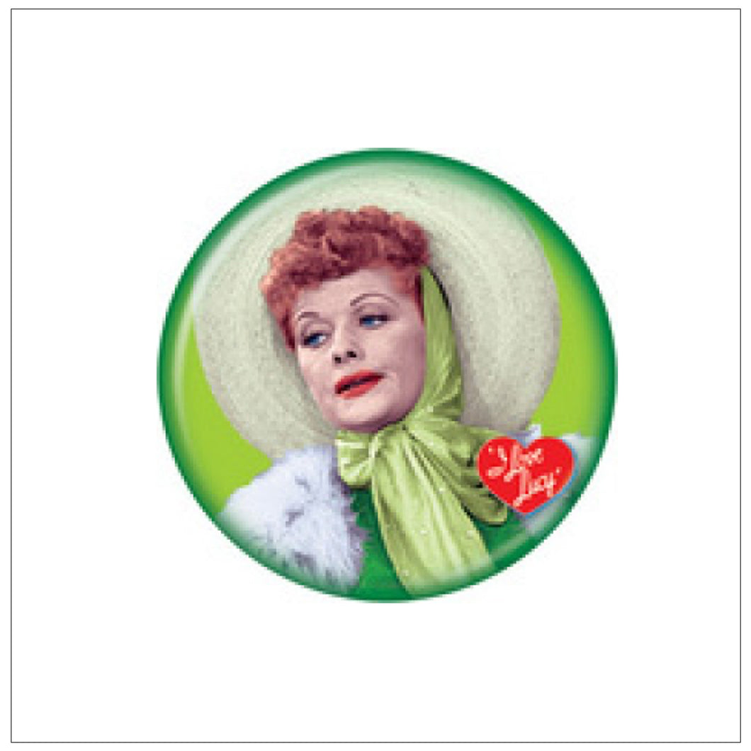 Lucy Green Button