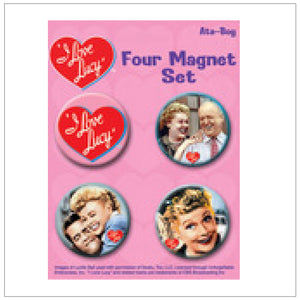 Magnet Set of 4 #1