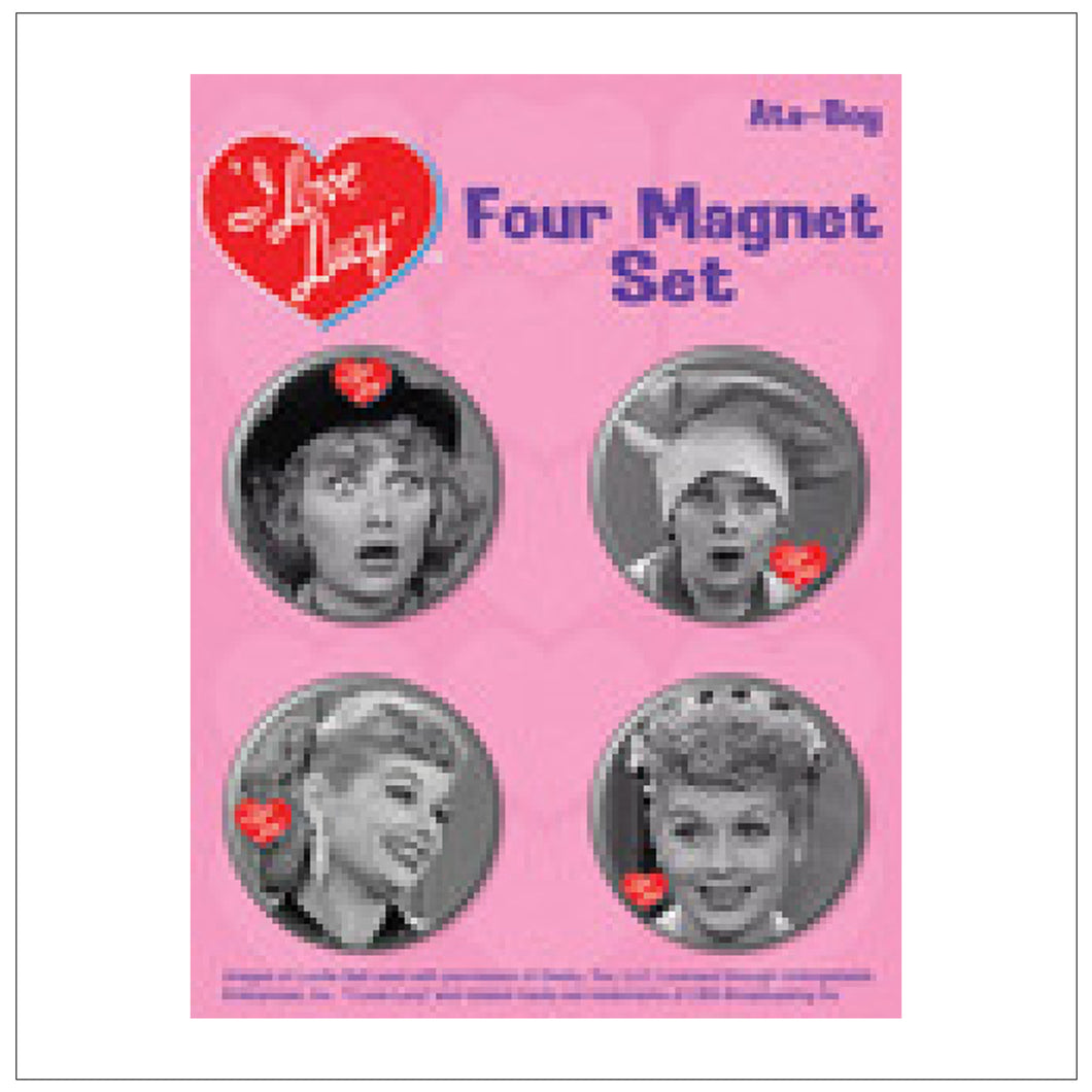 Magnet Set of 4 #2