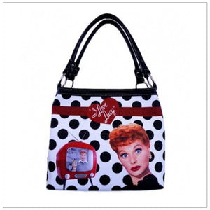 Polka Dot Medium Purse