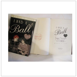 Signed Copy of I Had a Ball