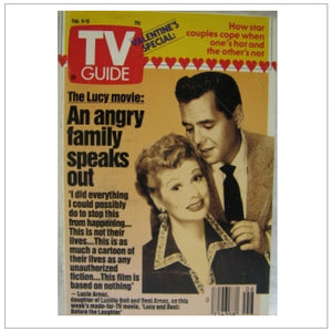 TV Guide Feb 9-15 1991