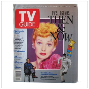 TV Guide July 27 1991