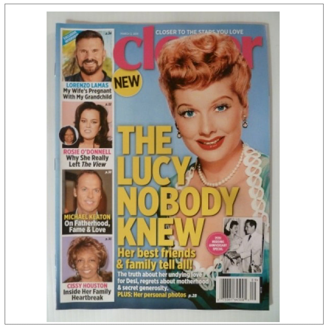 The Lucy Nobody Knew