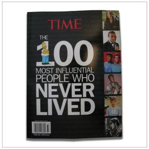TIME 100 Most Influential - 2013
