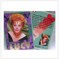 Trading Card Lucy