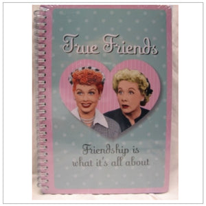 True Friends Tin Notebook