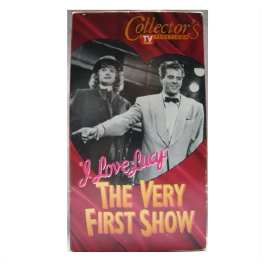 Very First Show VHS