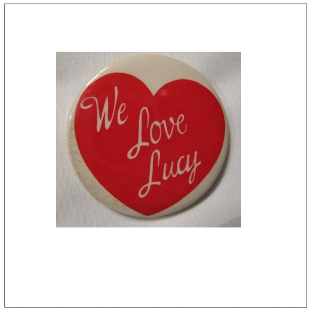 Vintage We Love Lucy Pin