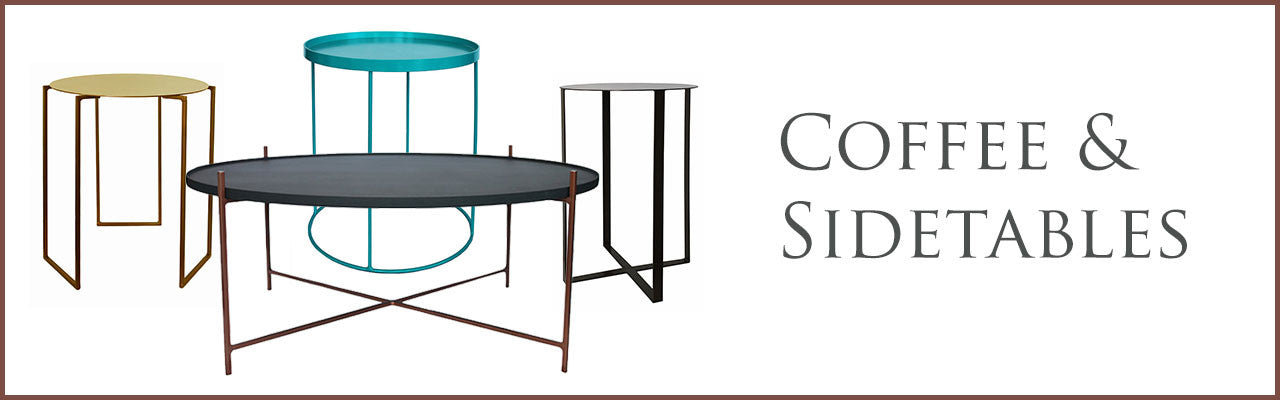 Change The Look Of Any Interior With A Trendy Affordable Coffee Or Side  Table. All Manufactured From Mild Steel, Welded And Powdercoated A Colour  We Feel To ...