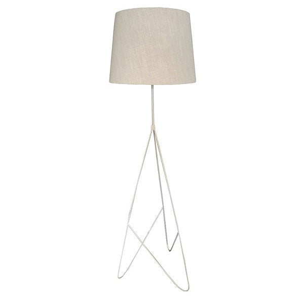 Paperclip Floor Lamp