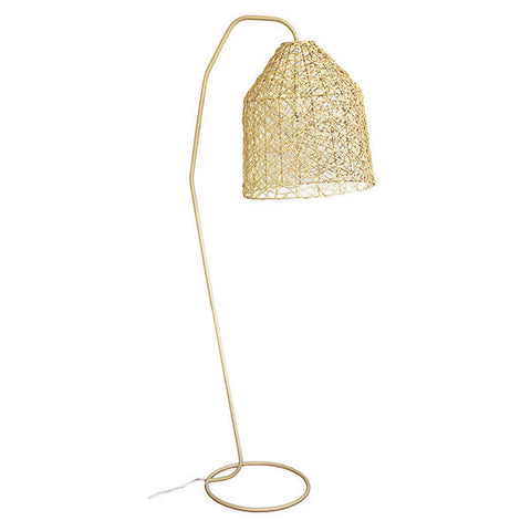 Question Arc Floor Lamp