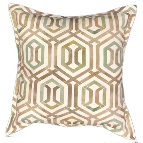 Stone Rope scatter cushion by Grey Gardens