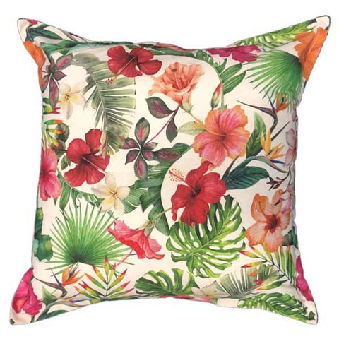 All things Hibiscus Cushion