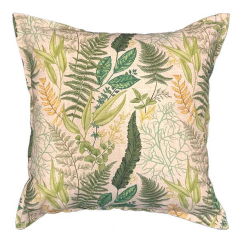 Ferns Scatter Cushion