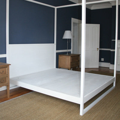 Solid Timber Bed | Bedroom furniture