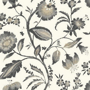 Watercolour Jacobean - AT7018 Wallpaper