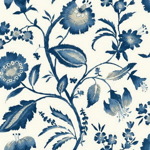 Watercolour Jacobean - AT7021 Wallpaper
