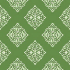 Henna Tile - AT7029 Wallpaper