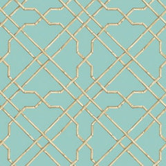Bamboo Trellis - AT7077 Wallpaper