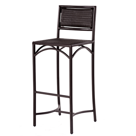 Chalet Bar Stool with back