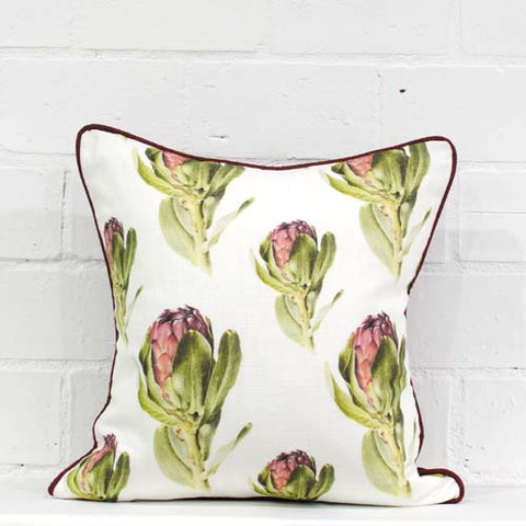 Grandiceps Pattern Cushion Cover