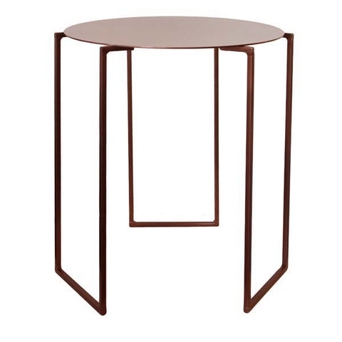 Triad Side Table Copper